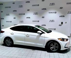 Used 2017 Hyundai Elantra GL AUTOMATIQUE ** for sale in St-Eustache, QC