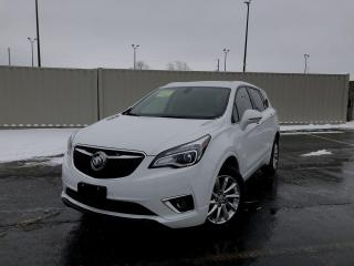 Used 2020 Buick Envision Essense AWD for sale in Cayuga, ON