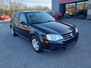 Used 2008 Volkswagen City Golf HB for sale in Châteauguay, QC