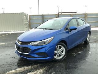 Used 2016 Chevrolet Cruze LT for sale in Cayuga, ON