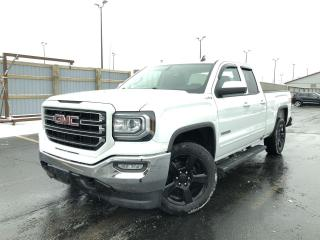 Used 2017 GMC Sierra 1500 Elevation DBL CAB 4X4 for sale in Cayuga, ON