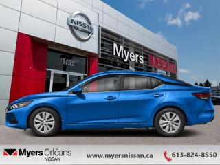 New 2021 Nissan Sentra SV  - Heated Seats -  Android Auto - $165 B/W for sale in Orleans, ON