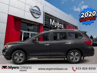 New 2020 Nissan Pathfinder SL Premium  - Sunroof -  Navigation - $277 B/W for sale in Orleans, ON