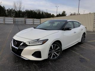 Used 2020 Nissan Maxima SL for sale in Cayuga, ON