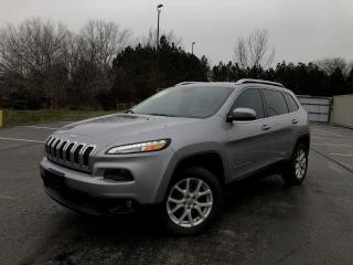 Used 2018 Jeep Cherokee NORTH FWD for sale in Cayuga, ON