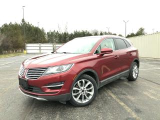 Used 2015 Lincoln MKC ECOBOOST AWD for sale in Cayuga, ON