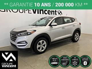 Used 2016 Hyundai Tucson 2.0L ** GARANTIE 10 ANS ** VUS récent et abordable! for sale in Shawinigan, QC