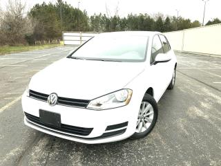 Used 2016 Volkswagen Golf HATCHBACK  FWD for sale in Cayuga, ON