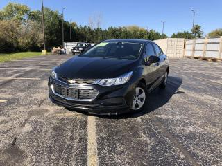 Used 2016 Chevrolet Cruze LS 2WD for sale in Cayuga, ON