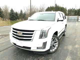 Used 2018 Cadillac Escalade Luxury 4WD for sale in Cayuga, ON