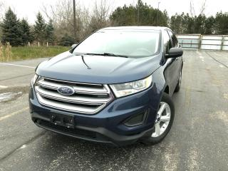 Used 2017 Ford Edge SE Ecoboost FWD for sale in Cayuga, ON