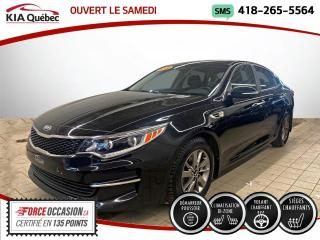 Used 2016 Kia Optima LX* TURBO* CAMERA* SIEGES CHAUFFANTS* for sale in Québec, QC