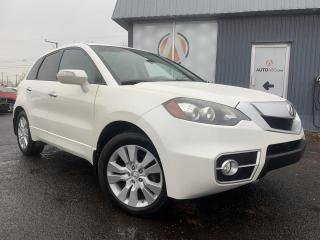 Used 2010 Acura RDX ***AWD,TURBO,CUIR,TOIT,MAGS,AUBAINE*** for sale in Longueuil, QC