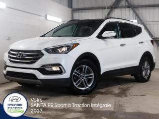 Used 2017 Hyundai Santa Fe Sport 2.4L SE à Traction INTÉGRALE for sale in Val-David, QC