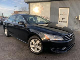 Used 2014 Volkswagen Passat ***TSI,COMFORTLINE,CUIR,TOIT,MAGS*** for sale in Longueuil, QC