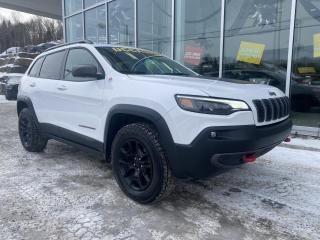 Used 2019 Jeep Cherokee Trailhawk Elite ENSEMBLE REMORUQUAGE TOI for sale in Ste-Agathe-des-Monts, QC