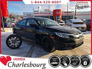 Used 2018 Honda Civic SE**UN PROPRIÉTAIRE**AUCUN ACCIDENT** for sale in Charlesbourg, QC