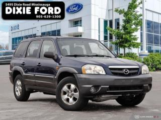 Used 2003 Mazda Tribute SUV ES for sale in Mississauga, ON
