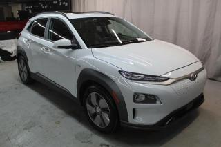 Used 2019 Hyundai KONA Electric Ultimate TA for sale in St-Constant, QC