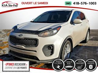 Used 2018 Kia Sportage LX* SIEGES CHAUFFANTS* CAMERA DE RECUL* for sale in Québec, QC