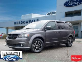 Used 2015 Dodge Grand Caravan SXT for sale in Mississauga, ON