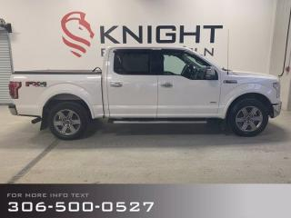 Used 2015 Ford F-150 Lariat for sale in Moose Jaw, SK