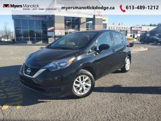 Used 2017 Nissan Versa Note SV  - Bluetooth -  Heated Seats - $80 B/W for sale in Ottawa, ON