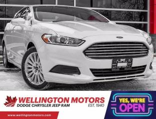 Used 2015 Ford Fusion SE Hybrid / Low K's / Back-Up Cam ... for sale in Guelph, ON