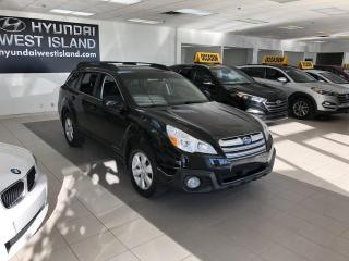 Used 2014 Subaru Outback 3.6R LIMITED CUIR TOIT NAV MAGS CAMÉRA S for sale in Dorval, QC