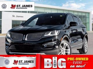 Used 2018 Lincoln MKC Reserve, Clean Carfax, Apple CarPlay, Panoramic Sunroof for sale in Winnipeg, MB