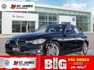 Used 2016 BMW 3 Series 320i xDrive, One Owner, Heated Steering Wheel and Seats for sale in Winnipeg, MB