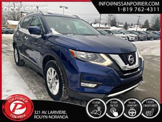 Used 2017 Nissan Rogue SV Tech for sale in Rouyn-Noranda, QC