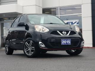 Used 2015 Nissan Micra S for sale in Kingston, ON
