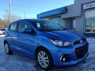 Used 2016 Chevrolet Spark 1LT CVT SUNROOF, ALLOYS, BACKUP CAM, BLUETOOTH!! for sale in Kingston, ON