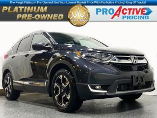 Used 2018 Honda CR-V Touring AWD for sale in Virden, MB