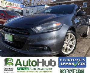 Used 2013 Dodge Dart RALLYE for sale in Hamilton, ON