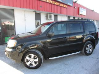 Used 2009 Honda Pilot $8,995+HST+LIC FEE / ALL WHEEL DRIVE /CLEAN CARFAX for sale in North York, ON