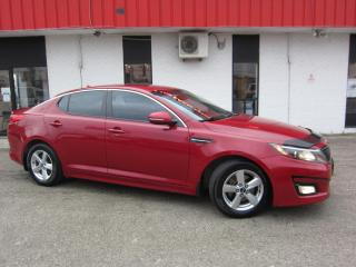 Used 2015 Kia Optima LX $7,995+HST+LIC FEE / TINTED WINDOWS / CERTIFIED for sale in North York, ON
