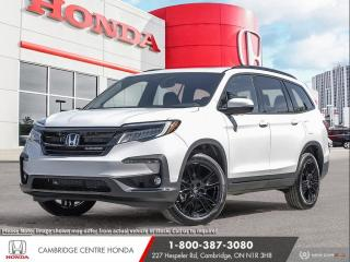 New 2021 Honda Pilot Black Edition HEATED SEATS | APPLE CARPLAY™ & ANDROID AUTO™ | REMOTE STARTER for sale in Cambridge, ON