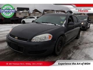 Used 2009 Chevrolet Impala 4DR SDN LS for sale in Whitby, ON