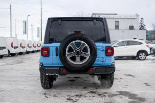 New 2021 Jeep Wrangler Unlimited Sahara for sale in Concord, ON