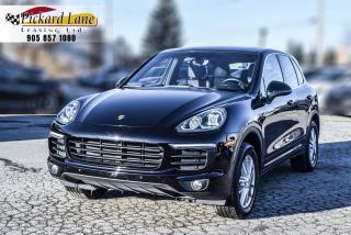 Used 2017 Porsche Cayenne ACCIDENT FREE! | 1 OWNER! for sale in Bolton, ON