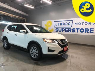 Used 2017 Nissan Rogue AWD * Heated Seats * Heated Mirrors *  2.5L CVT * Back Up Camera * Cruise Control * Steering Wheel Controls * Hands Free Calling * Sport/Eco Mode * A for sale in Cambridge, ON