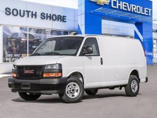 New 2021 GMC Savana Cargo Van BASE for sale in Bridgewater, NS