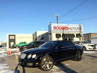 Used 2007 Bentley Continental GT CONV. - NAVI for sale in Oakville, ON