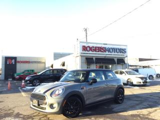 Used 2017 MINI Cooper 2.99% Financing - 2 DR - PANO ROOF - LEATHER for sale in Oakville, ON