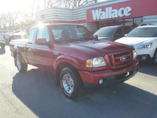 Used 2010 Ford Ranger Sport SuperCab 4-Door 2WD Low KMS *SOLD* for sale in Ottawa, ON