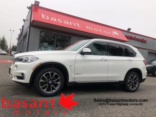 Used 2017 BMW X5 Diesel, 7 Passenger, Harmon/Kardon, HUD, Low KMs! for sale in Surrey, BC