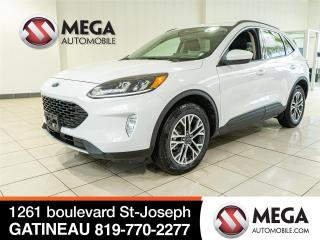 Used 2020 Ford Escape SEL 4WD for sale in Gatineau, QC