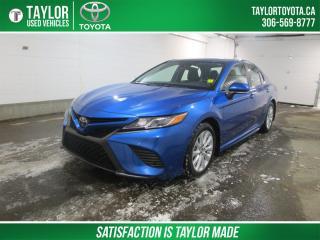 Used 2019 Toyota Camry SE for sale in Regina, SK
